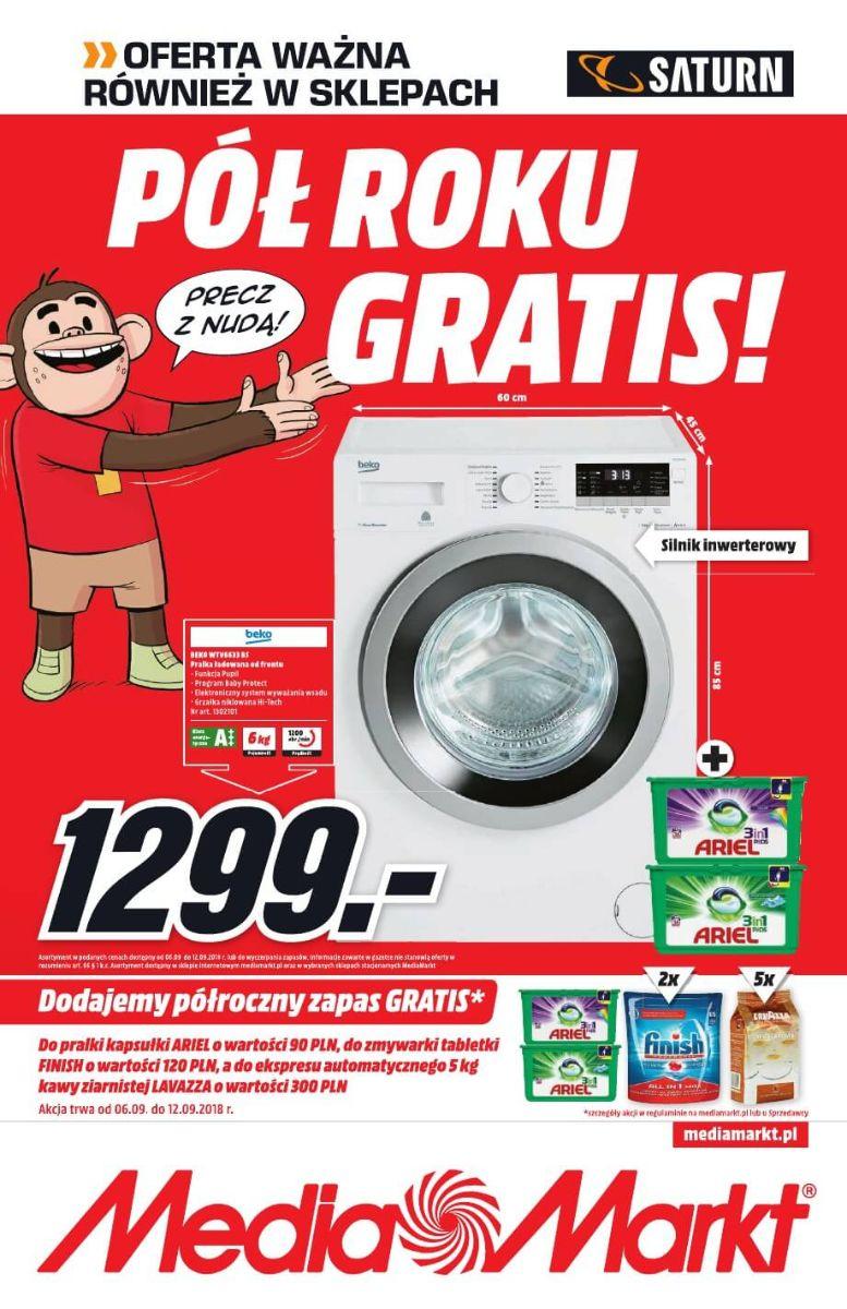 Media Markt, gazetka do 12.09.2018