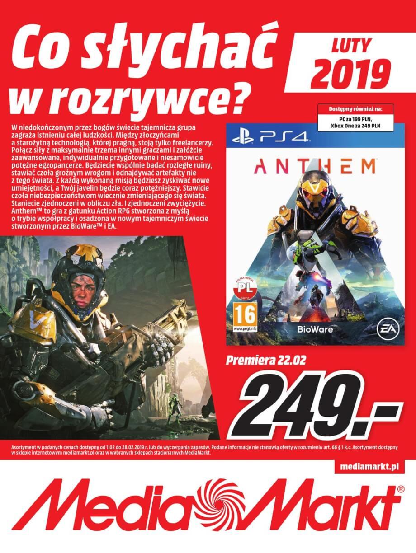 Media Markt, gazetka do 28.02.2019