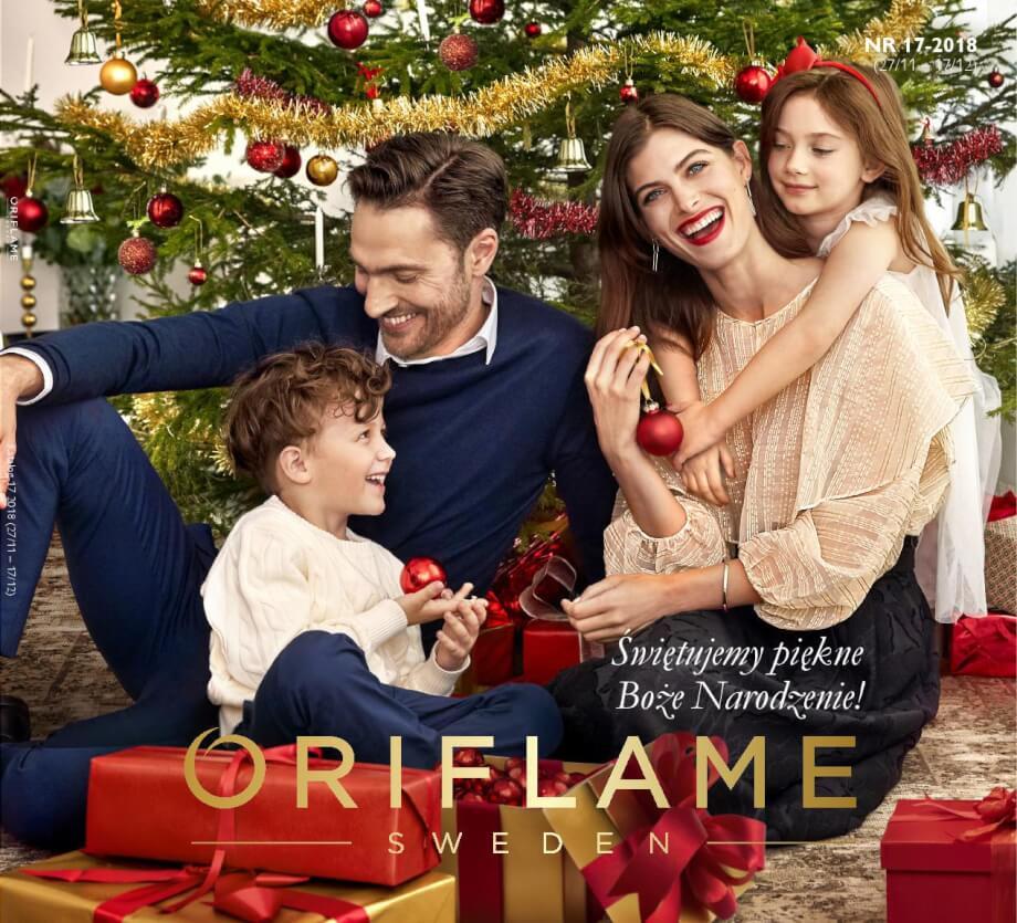 Oriflame, gazetka do 17.12.2018