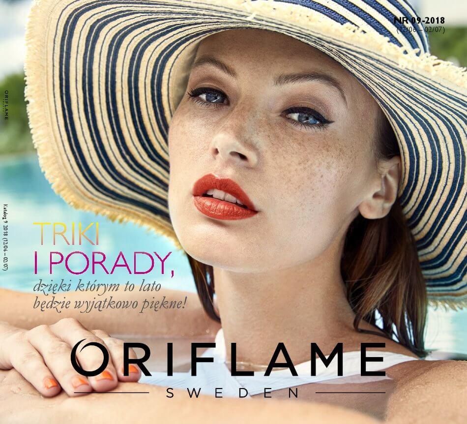 Oriflame, katalog do 02.07.2018