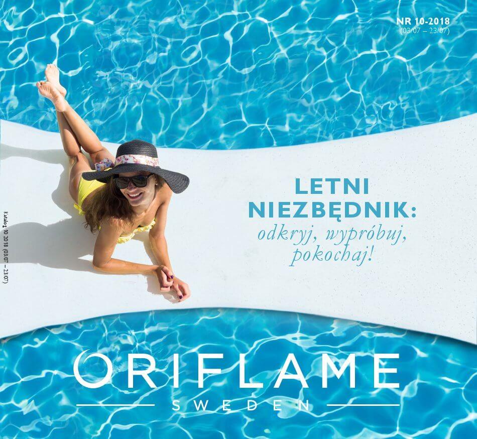 Oriflame, katalog do 23.07.2018