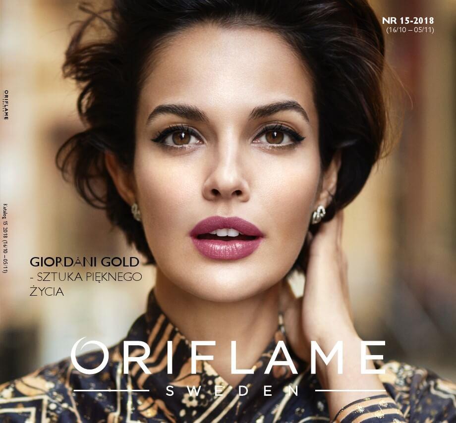 Oriflame, katalog do 05.11.2018