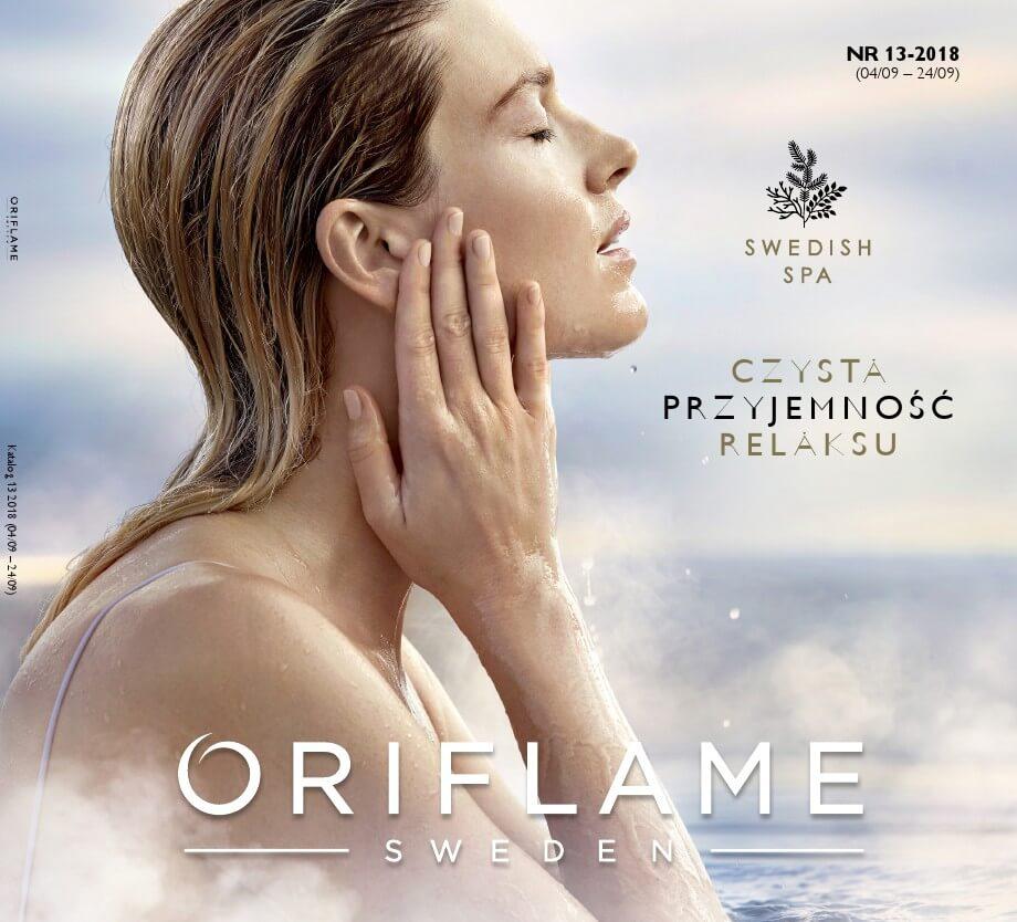 Oriflame, katalog do 24.09.2018