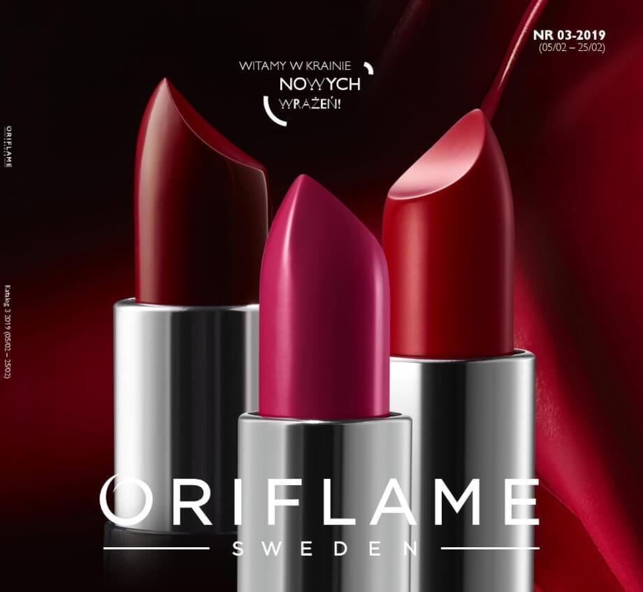 Oriflame, katalog do 25.02.2019
