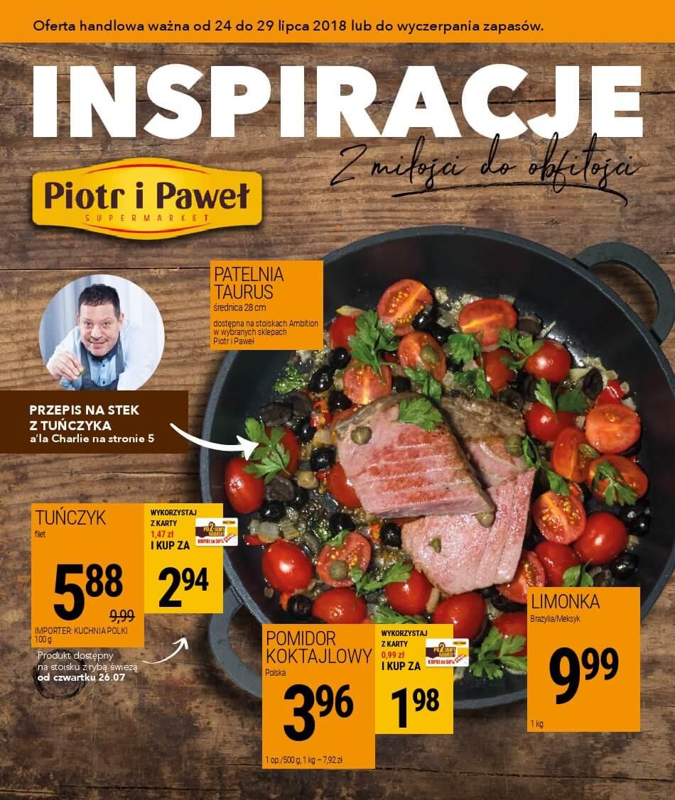Piotr i Paweł, gazetka do 29.07.2018