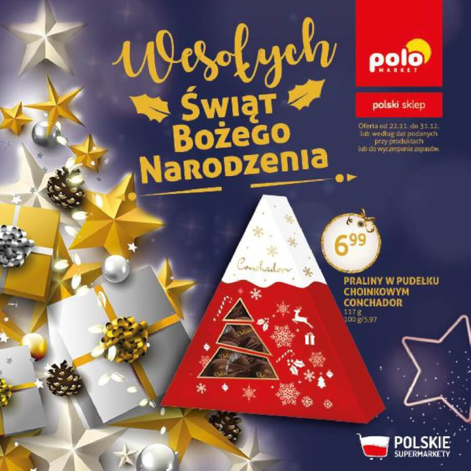 Polomarket, gazetka do 31.12.2018