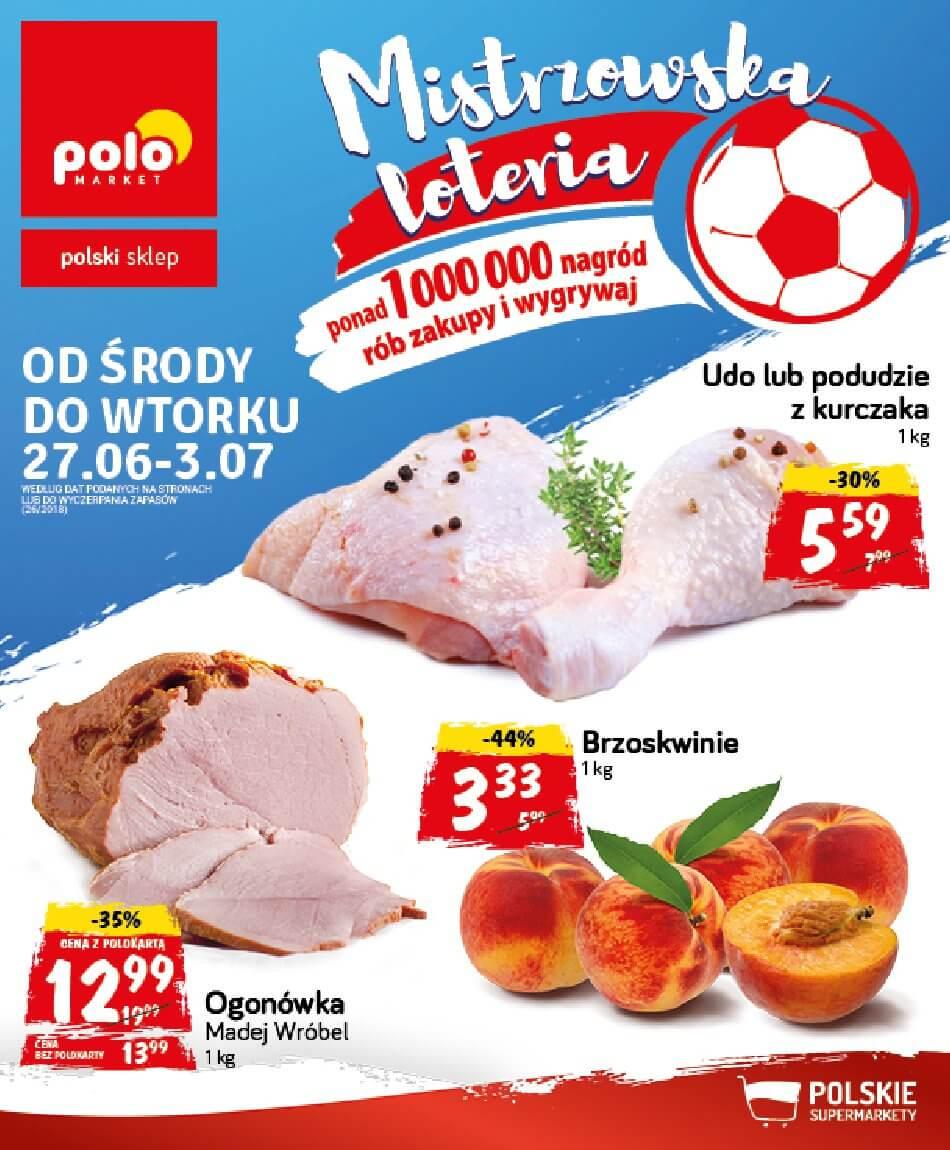 Polomarket, gazetka do 03.07.2018