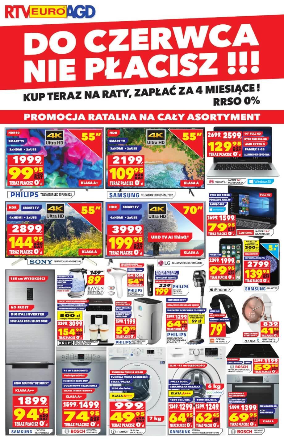 RTV Euro AGD, gazetka do 28.02.2019