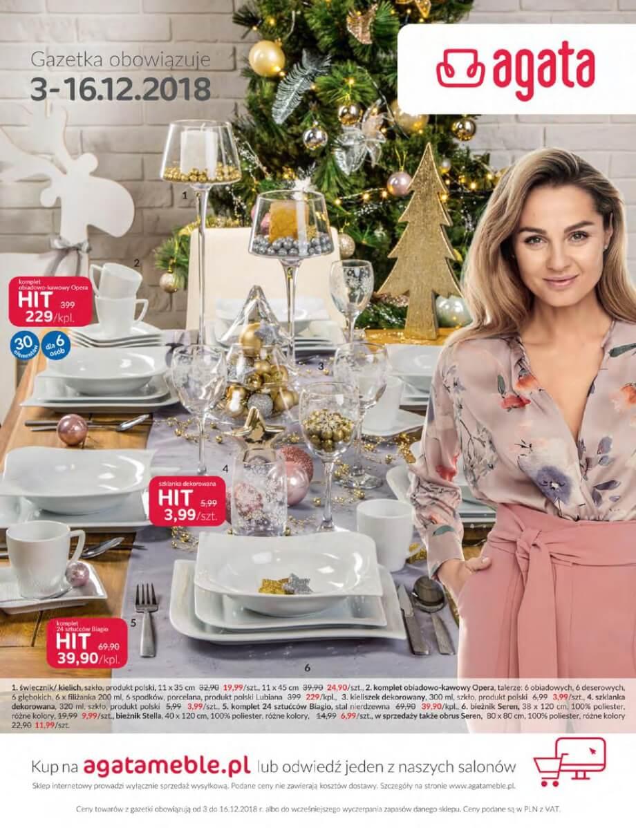 Agata, gazetka do 16.12.2018
