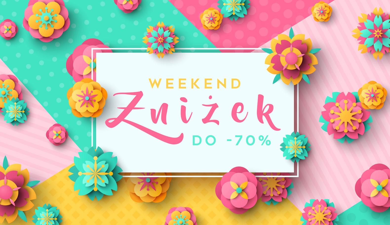 381ac819db7ef Weekend Zniżek - Kody rabatowe, promocje i okazje!