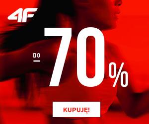 Pogłębienie wyprzedaży do -70% w 4F.