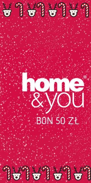 Home&you - 50 zł w prezencie.