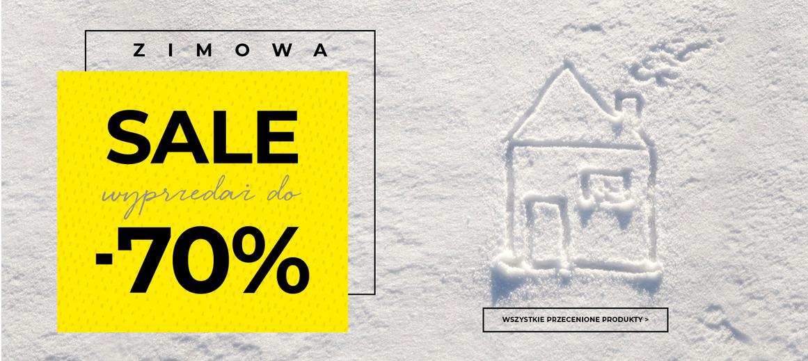 Wyprzedaż nawet do -70% w Home&you.