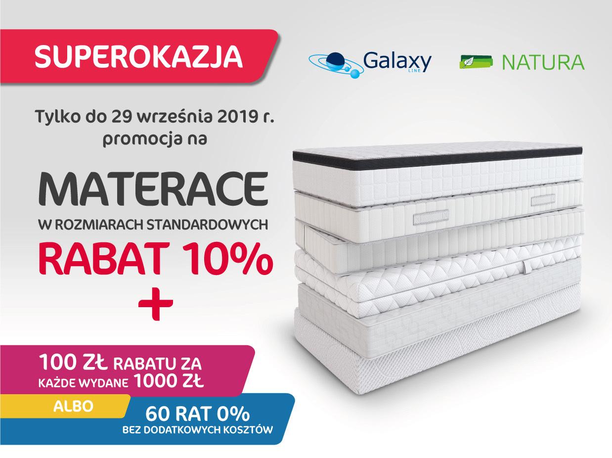 Salony Agata Okazje I Promocje Październik 2019