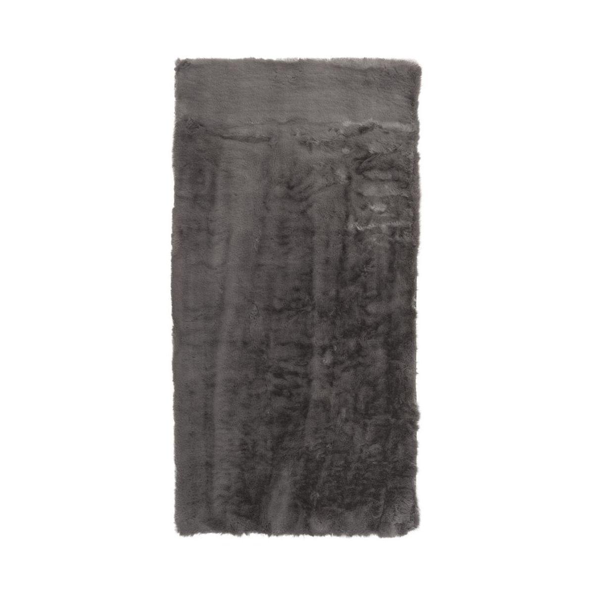 Dywan RABBIT szary 60 x 120 cm.