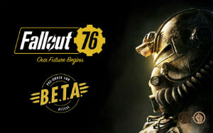Klucz do Bety Fallout 76 na Xbox One
