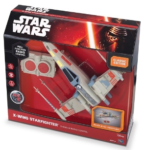 Star Wars X-Wing Hero Starfighter -80%