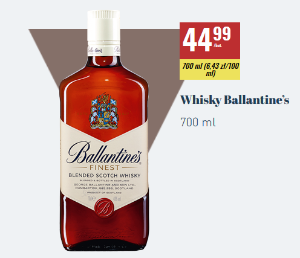 Whisky Ballantine's  700 ml