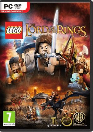 Gra PC - Lego Lord Of The Rings za darmo!