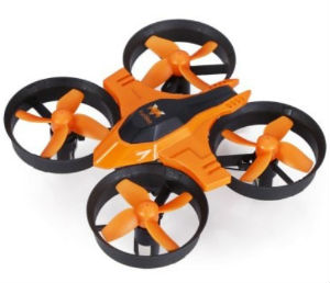 sklep gearbest - Mini Dron F36 Mini RC orange
