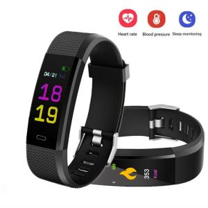 TomTop - Opaska fitness  115PLUS Smart Bracelet