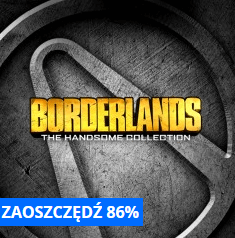 Borderlands: The Handsome Colection W PS store