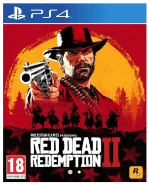 Red Dead Redemption II na PS4